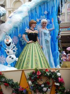 Ana and Elsa