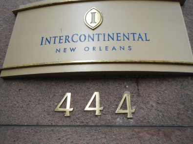 Intercontinental NOLA