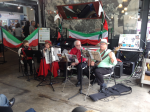 St Joes Day band