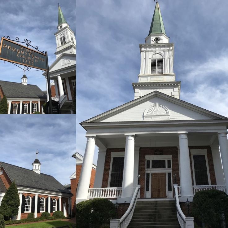 Presbyterian Church - Circa 1780